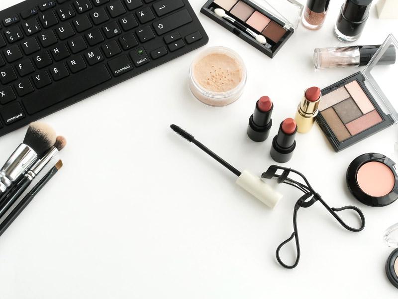 Tendências de maquiagem para Primavera de 2021